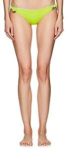 Solid & Striped WOMEN'S JANE STRING BIKINI BOTTOM-LT. GREEN SIZE XS