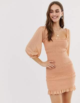 Capulet Siobhan smocked dress