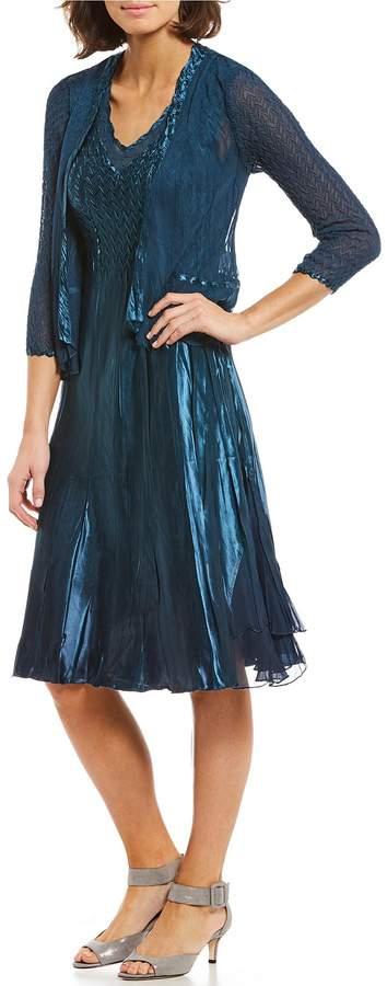 Komarov Midi Jacket Dress