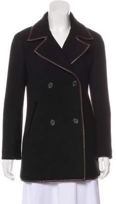 Etro Short Wool Coat
