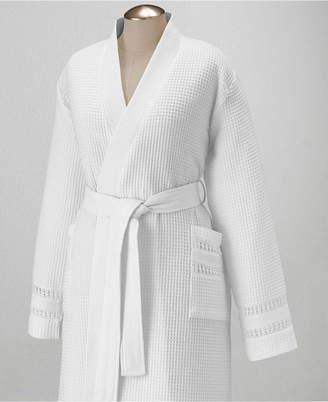 Kassatex Alexandra 100% Cotton Waffle Robe
