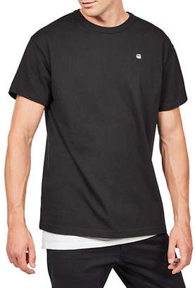 G Star Dommic Short-Sleeve Cotton Tee