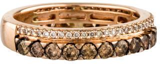 Le Vian Half-Eternity Diamond Ring $1,195 thestylecure.com