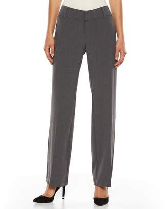 Ab Studio AB Studio Milan Straight-Leg Dress Pants - Women's