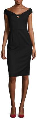 Black Halo Women's Riya Sheath Lust Dress