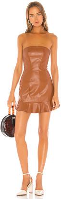 Majorelle Talan Mini Dress