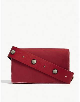 Diane von Furstenberg Velvet handbag