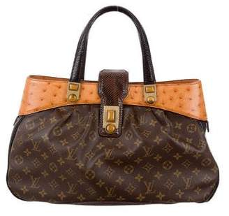 Louis Vuitton Monogram Waltz Oskar Bag