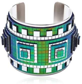 Dragon Optical Cuff Bracelet