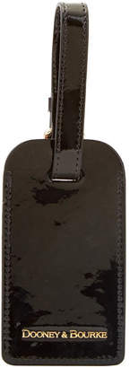 Dooney & Bourke Patent Leather Luggage Tag