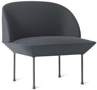 Muuto Oslo lounge chair - Dark Grey