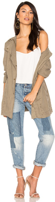 Michael Stars Anorak Jacket $228 thestylecure.com