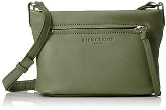 Liebeskind Berlin Women's Broadwayf8 Leather Crossbody with Front Pocket