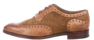 Barker Black Archdale Leather Brogues Black Archdale Leather Brogues
