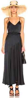 Mara Hoffman Belted Nina Dress in Black | FWRD