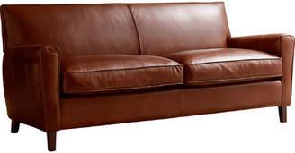 AllModern Custom Upholstery Foster Leather Sofa