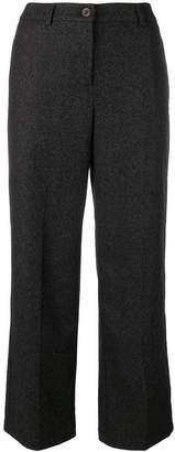 YMC high waisted trousers