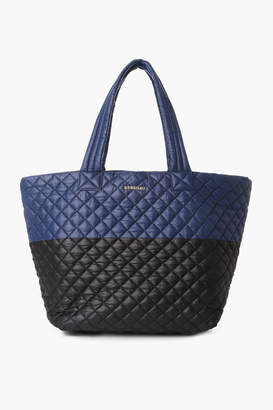 MZ Wallace Color Block Large Metro Tote