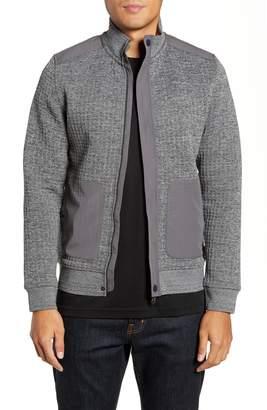 Ted Baker Slim Fit Funnel Neck Sweatshirt