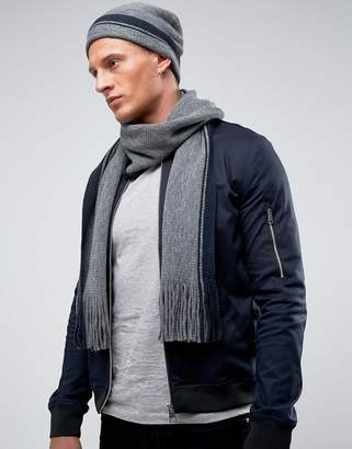French Connection Stripe Scarf