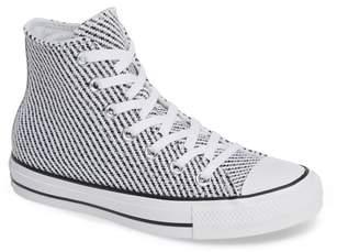 Converse Chuck Taylor(R) All Star(R) Winter Woven High Top Sneaker