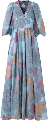 Stine Goya Baba Floral Maxi Dress