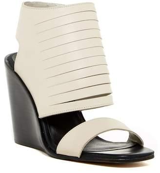 Kelsi Dagger Madge Slit Wedge Sandal $160 thestylecure.com