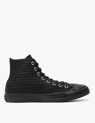 Chuck Taylor in Craft Leather $85 thestylecure.com