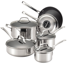 Circulon Genesis Cookware Set (10 PC)