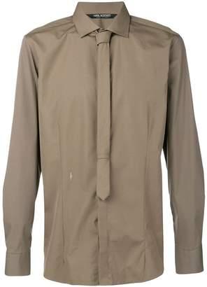 Neil Barrett long sleeved shirt