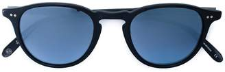 Garrett Leight black Hampton 46 sunglasses