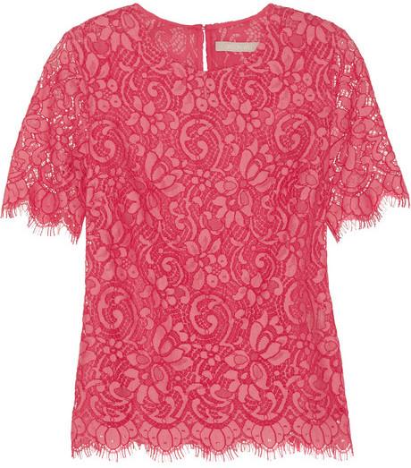 Jason Wu Floral-lace top