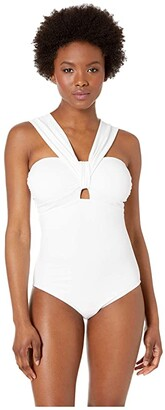 Tommy Bahama Pearl Shoulder Strap One-Piece