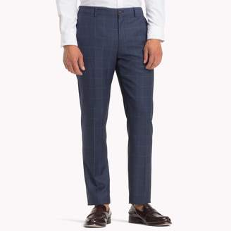 Tommy Hilfiger Virgin Wool Slim Fit Trouser
