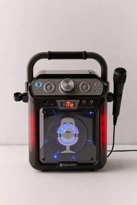 Singing Machine Groove Cube Karaoke Machine