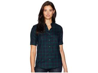 Pendleton Amelia Wool Plaid Tunic