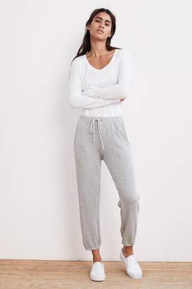 Velvet by Graham & Spencer CHAVA LUXE FLEECE SWEATPANT