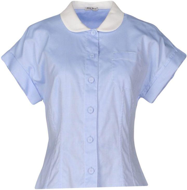 Miu MiuMIU MIU Shirts