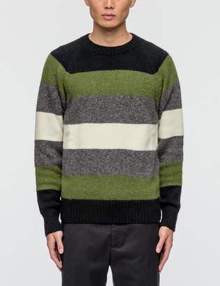 Ami Raglan Sleeves Oversize Fit Sweatshirt