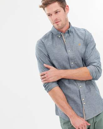 Relaxed Fit Grey Shirt