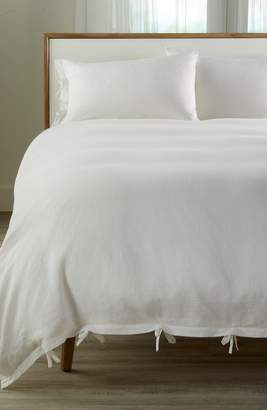Treasure & Bond Relaxed Cotton & Linen Duvet Cover