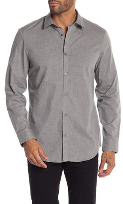 Calvin Klein Solid Regular Fit Shirt
