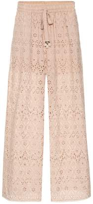Zimmermann Bayou wide leg pants