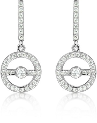 Tagliamonte Incanto Royale 0.55 ctw Diamond 18K Gold Earrings