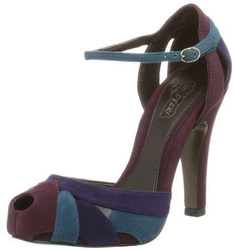 oh...DEER! Women's Trapeze Platform Sandal