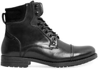 Blondo Patrik Faux Fur-Lined Leather Boots