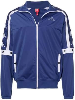 Kappa logo zipped jacket