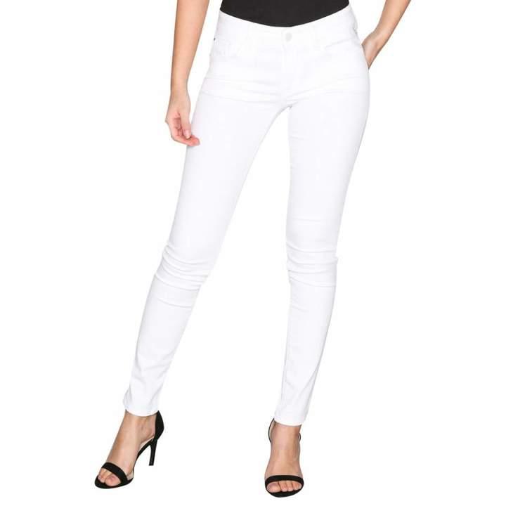 White Luz Skinny Stretch Jeans