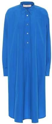 Marni Cotton shirt dress