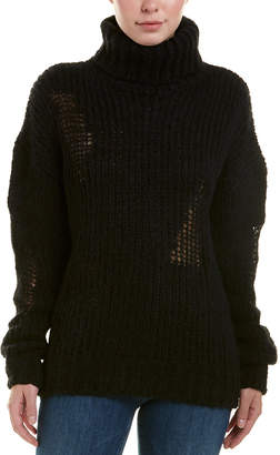 IRO Alpaca & Wool-Blend Turtleneck Sweater